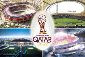 Bảng xếp hạng vòng loại World Cup 2022 các khu vực theo cập nhật mới nhất