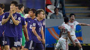 Top 10 đội tuyển bóng đá mạnh nhất châu Á năm 2021