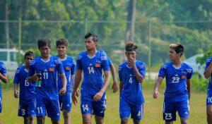 Top 5 đội tuyển bóng đá yếu nhất châu Á 2021 - Sri Lanka