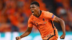Denzel Dumfries - Chân sút số 1 của Hà Lan sau 2 lượt trận Euro 2020 là ai?